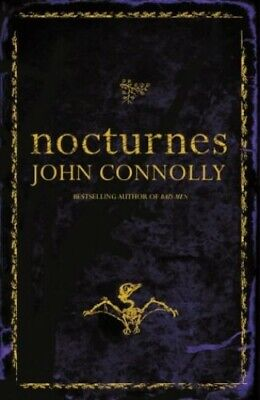 Nocturnes by Connolly, John Hardback Book The Cheap Fast Free Post