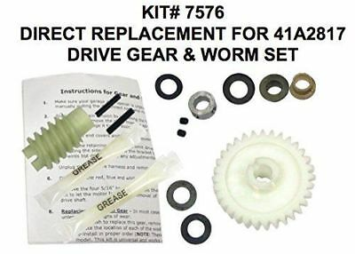 LiftMaster Raynor Garage Door Opener Comp Worm Gear Kit Part 41A2817 41C4220A