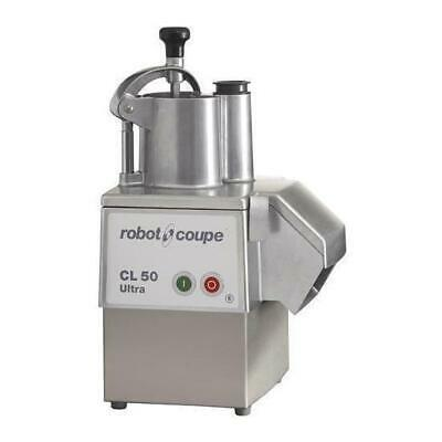 Robot Coupe Veg Prep Machine CL50 Ultra, No Discs Included, Commercial Equipment
