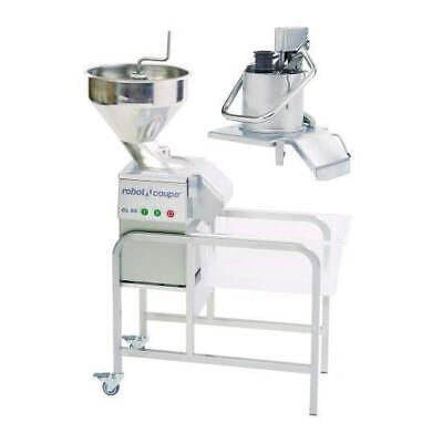 Robot Coupe Veg Prep Machine CL55 Auto Bulk Feed, Single Phase NO DISCS INCLUDED