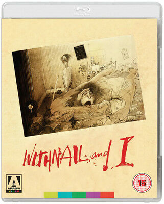 Withnail and I DVD (2015) Paul McGann ***NEW***