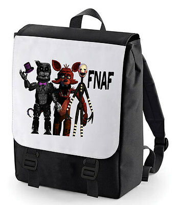 Five Nights At Freddy's Back Pack Fnaf 3 Perfect For School Bagbase