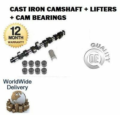 For Vw Caddy 1.9 Tdi Bls 2004-> Camshaft Kit Hydraulics Lifters Cam Bearings Set