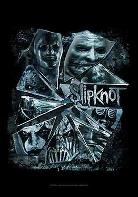 SLIPKNOT - BROKEN GLASS - FABRIC POSTER - 30x40 WALL HANGING 52152