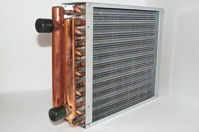 Water to Air Heat Exchangers