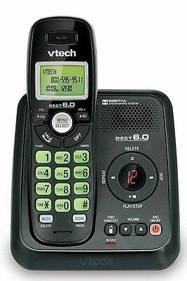 Vtech Cs6120-31 Dect 6.0 Cordless Phone & Answering System