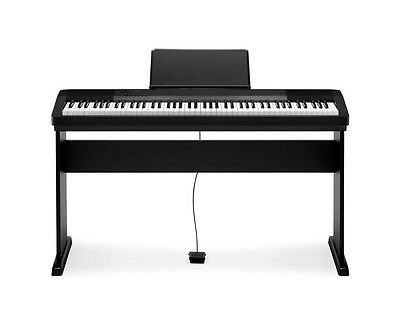CASIO CDP130 KIT with MATCHING WOODEN STAND 88WEIGHTED KEYS DIGITAL PIANO NEW