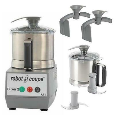 Robot Coupe Blixer 2 Package, 2.9L, Blender / Mixer, Commercial Equipment