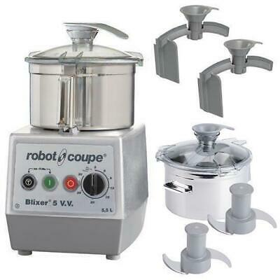 Robot Coupe Blixer 5VV Package, 5.5L, Blender / Mixer, Commercial Equipment