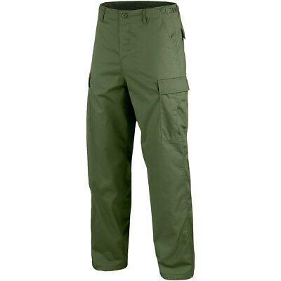 Us Army Ranger Cargo Work Combat Mens Trousers Military Casual Pants Olive S-5Xl