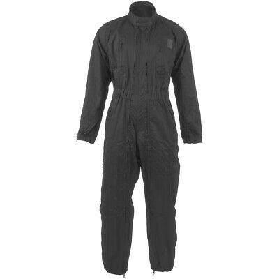 Tactical Patrol Swat Overall Mens Combat Coverall Suit Army Workwear Black S-3Xl