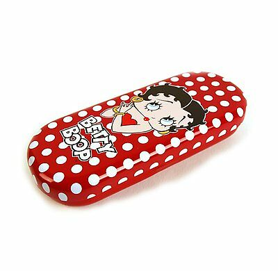 Glasses/Spectacle Case/Holder ~ Novelty Case ~ BETTY BOOP ~ 2 Designs