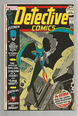 DETECTIVE COMICS #423: Bronze Age Grade 8.5 Fifty-Two Page Giant!!