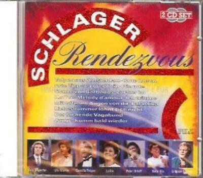 Various : Schlager Rendezvous (Folge 1 + 2) (Doubl CD