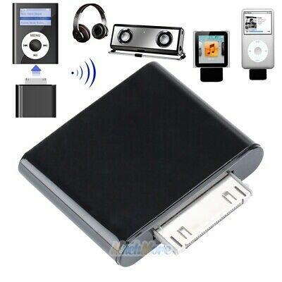 Bluetooth Adapter Dongle Transmitter For Ipod Classic Iphone Nano Video Itouch