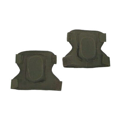 Neoprene Elbow Guards Tactical Protection Pads Paintball Airsoft Skate Olive Od