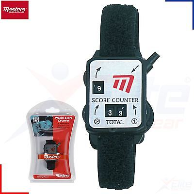 Masters Wrist Watch Golf Score Count Swing Counter **FREE P+P**