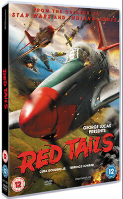 Red Tails DVD (2012) Terrence Howard