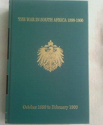 THE WAR IN SOUTH AFRICA 1899-1900 2 vols.