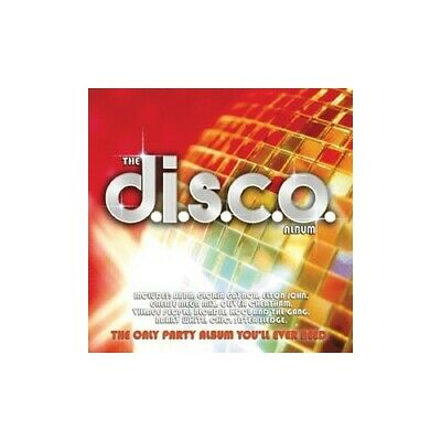 Various Artists - Disco Album - Various Artists CD OGVG The Cheap Fast Free Post