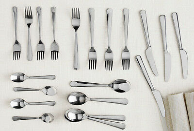 New Ikea Dragon 20-Piece Flatware Set, Stainless Steel