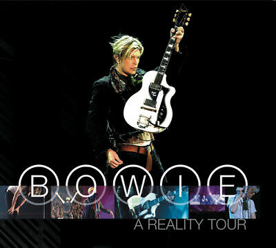 David Bowie : A Reality Tour CD 2 discs (2010) ***NEW*** FREE Shipping, Save £s