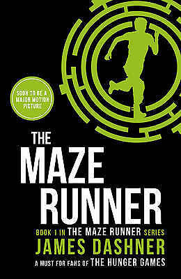 The Maze Runner by James Dashner (Paperback) New Book