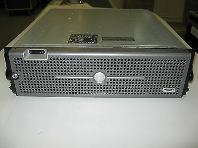 Dell PowerVault MD3000i Hard Disc Array STORAGE NO CONTROLLER Dual Power Supply
