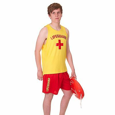 Mens 'lifeguard +' Cooltex Vest, Shorts + Float Set