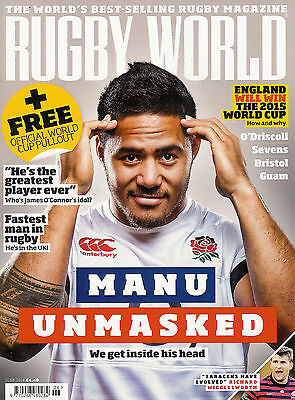 RUGBY WORLD MAGAZINE June 2014