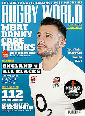 RUGBY WORLD MAGAZINE July 2014