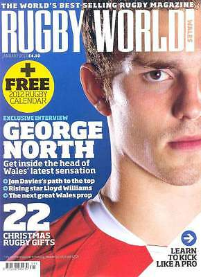 RUGBY WORLD MAGAZINE January 2012