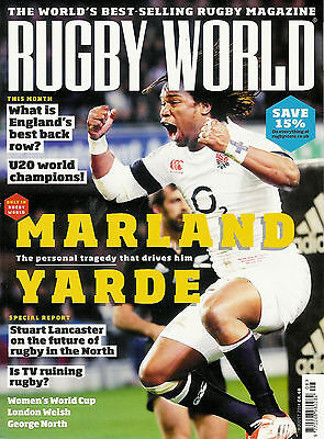 RUGBY WORLD MAGAZINE August 2014