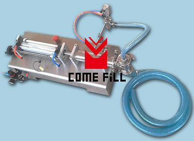 automatic liquid filling machine for oil,shampoo,juice,1000ML,free DHL shipping