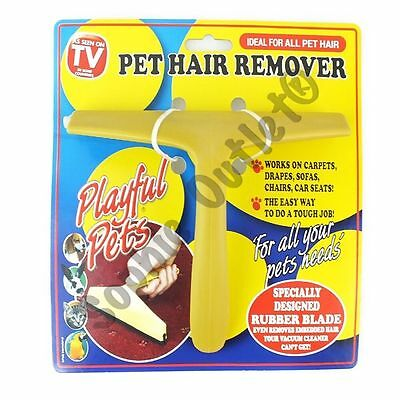 New As Seen On TV Pet Hair Remover Magic Hair Remove Dog Hair Cat Hair Remove
