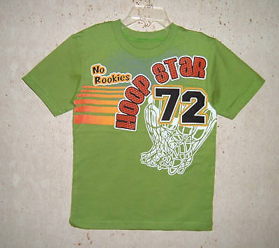New Garanimals Boys Green Top Sz 18 M