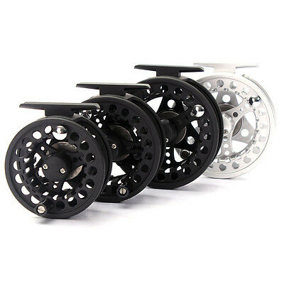 Hot Aluminum Fly Fishing Reel(Diameter-74mm 85mm 95mm) Left and Right Hand New
