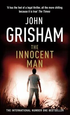 The Innocent Man by Grisham, John Paperback Book The Cheap Fast Free Post