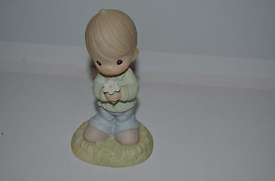 "Precious Moment Figurine ""Mommy I Love You""  1987-109975"