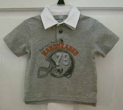New W/t Cherokee  Boys Polo Shirt Sz 9 M