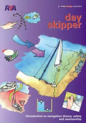 RYA Day Skipper, Haire, Penny Paperback Book The Cheap Fast Free Post