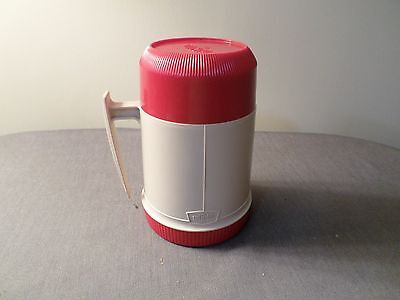 Vintage Wide Mouth King Seeley 10oz Thermos Model #6002