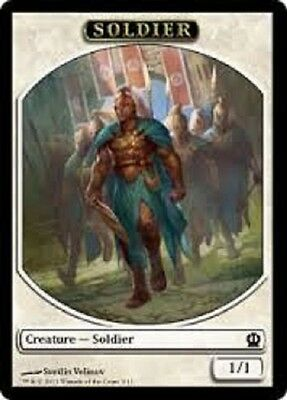 10 Token Cards INSECT- Scars of MIrrodin Magic MTG FTG SAME ART NM//SP