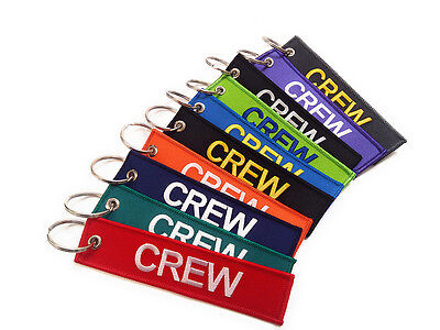 Crew Luggage Tag for Fight Crew / Cabin Crew / Pilot Luggage Tags / Crew Tags