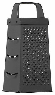 Kitchen Craft New Non Stick 4 Sided Food & Cheese Grater