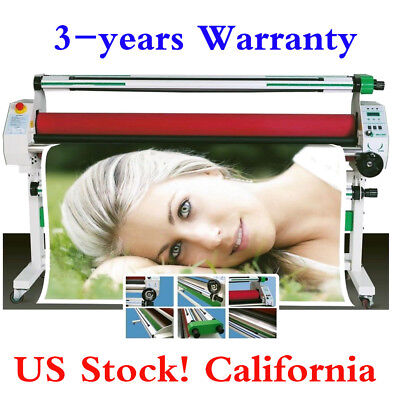 """USA! 1520mm 60"""" Economical Full - auto Low Temp Wide Format Cold Laminator"""