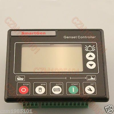 Replacement For Smartgen Controller HGM410 Genset Controller LCD display