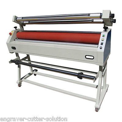 "63"" Automatic Roll Semi-auto Master Mounting Wide Format Cold Laminator -by SEA"