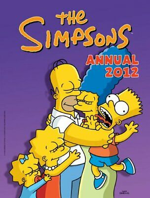 The Simpsons: Annual 2012 (Annuals 2012) by Matt Groening Book The Cheap Fast