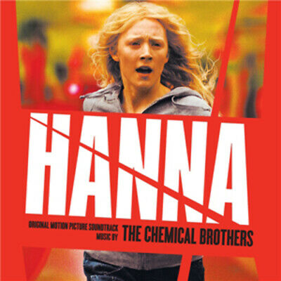 The Chemical Brothers : Hanna CD (2011) ***NEW***